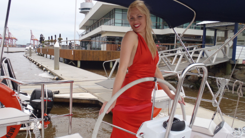 Yarra River Yacht Cruise with Lunch by Victorian Yacht Charters