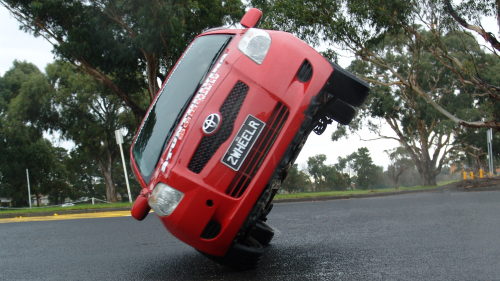 Sandown Stunt Driving Experience by Driver Dynamics