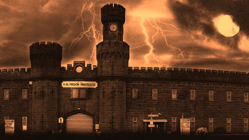 Pentridge Prison Ghost Tour by Lantern Ghost Tours
