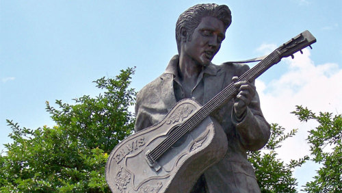 Elvis Tribute Hound Dog Tour