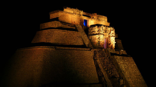 Uxmal Tour with Sound & Light Show