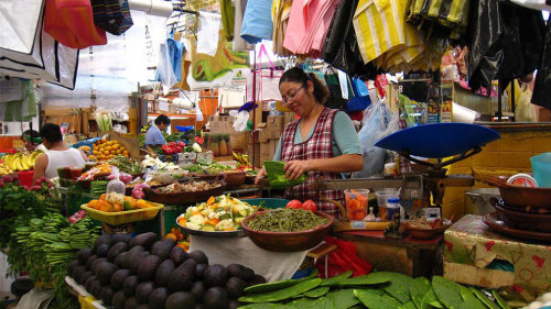 Mexico City Markets Tour