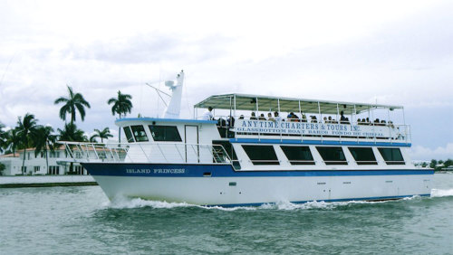 City Sightseeing Cruise by Miami Aqua Tours