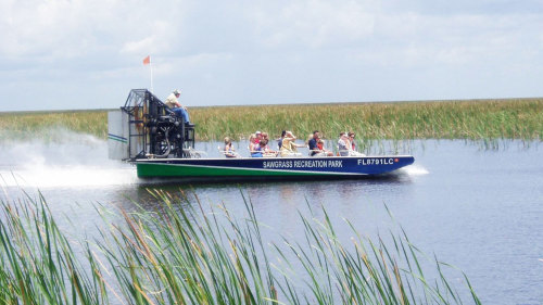 Everglades Airboat Adventure Tour by Gray Line