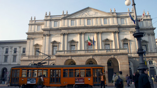La Scala Theater & Museum Tour