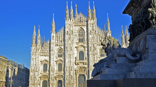Combo Saver: Skip-the-Line Duomo & Rooftop Tour by Veditalia