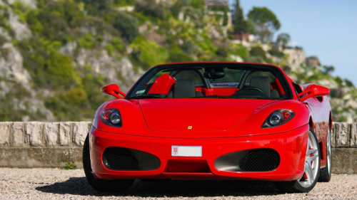 Ferrari Ride with Professional Driver by Liven Up