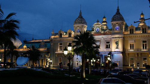 Monaco By Night Tour