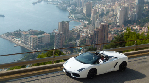 Lamborghini Driving Experience with Professional Instructor