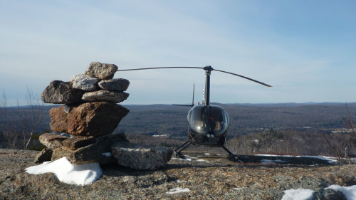 Tremblant Helicopter Tour
