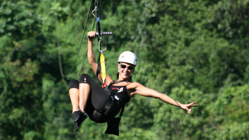 Zipline Adventure Tour