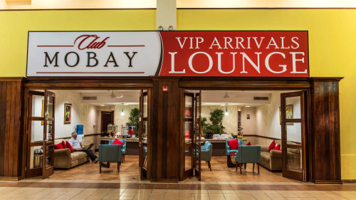 Club Mobay VIP Airport Lounge