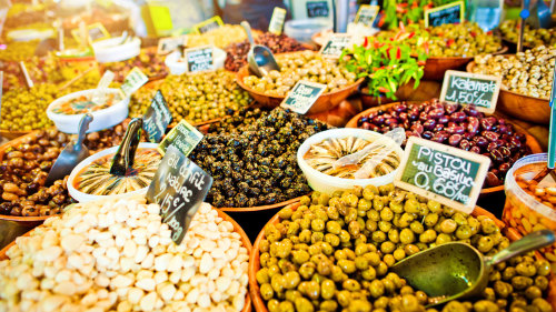 Small-Group Provencal Open-Air Markets Half-Day Tour