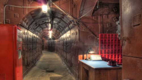 Small-Group Bunker & Underground Tour by Urban Adventures