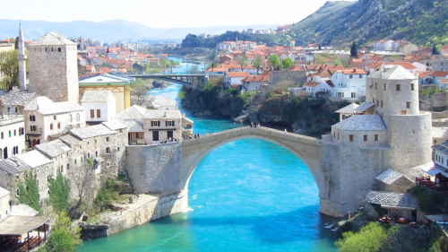 Mostar City Full-Day Tour by Atlas