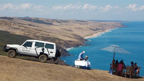 Fleurieu Peninsula 4-Wheel Drive Tour with Wine Tasting & Lunch