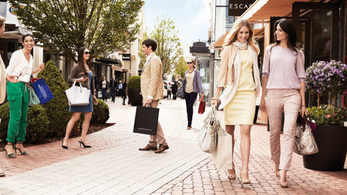 Chic Outlet Shopping® Experience at Ingolstadt Village