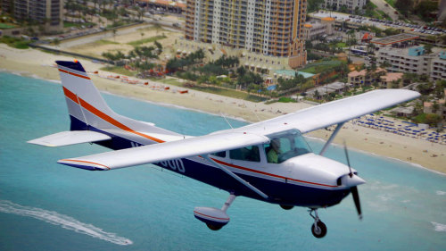 South Beach Air Tour