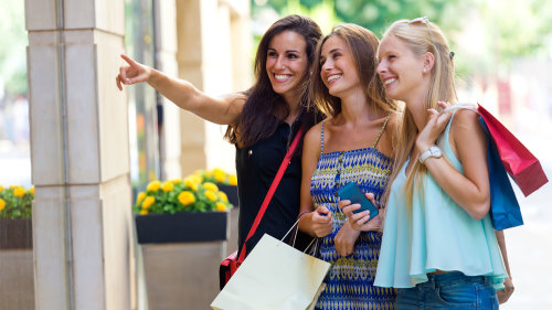 Premium Outlet Shopping Package by Shop America Alliance