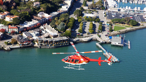 Taste of the Wine Country Package by San Francisco Helicopter Tours