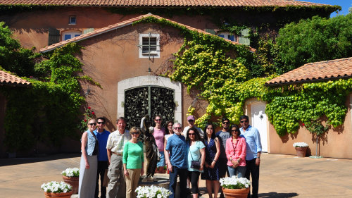 Winetasting Tour in Napa Valley by Green Dream Tours