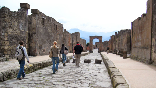 Pompeii Day Trip from Rome