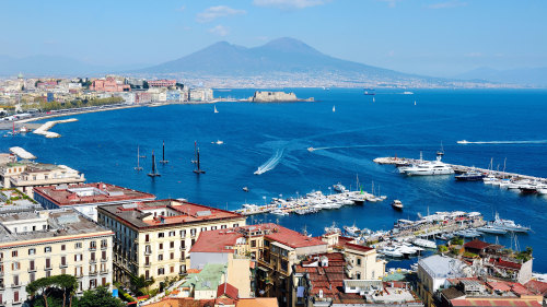 Bay of Naples Full-Day Sailing Cruise