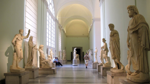 Skip-the-Line: National Archaeological Museum of Naples Ticket