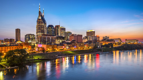 Nashville Nights & Lights Tour with Dinner