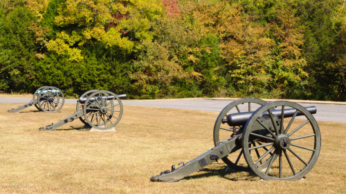 Civil War Battle Sites Tour