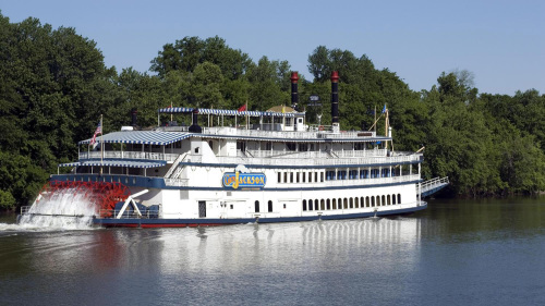 General Jackson Showboat Lunch Cruise