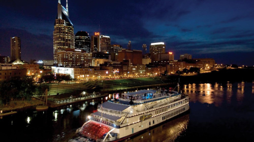 General Jackson Showboat Dinner Cruise