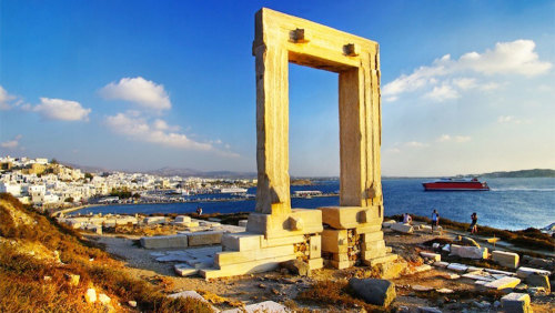 2-Day Naxos Island Trip from Athens