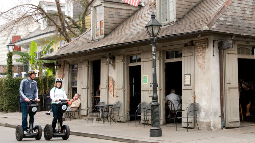Historic New Orleans Tour by City Segway Tours