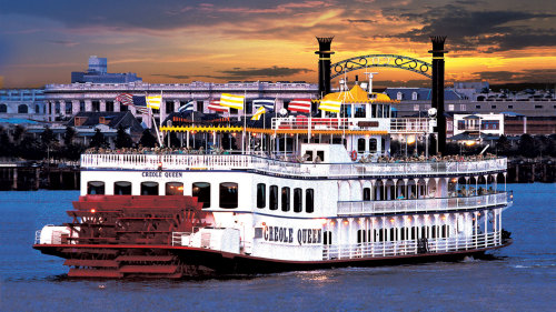 Creole Queen Evening Jazz Cruise