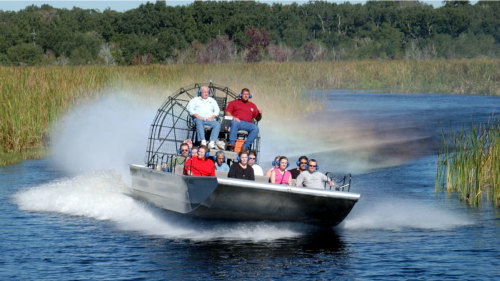 Gray Line New Orleans: Airboat Adventure
