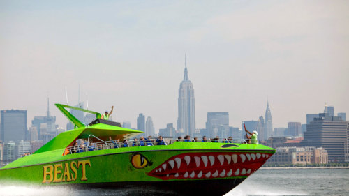 Beast Speedboat Thrill Ride