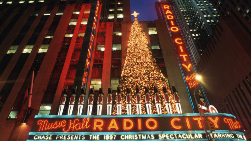 Stage Door Tour of Radio City Music Hall