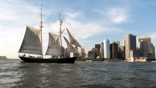 Tall Ship Clipper City Harbor Tour