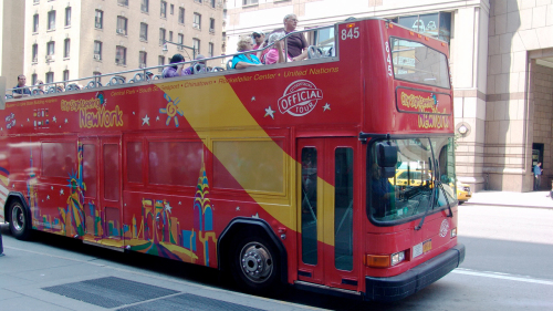 72-Hour Super Hop-On Hop-Off Bus Tour plus Attraction Tickets