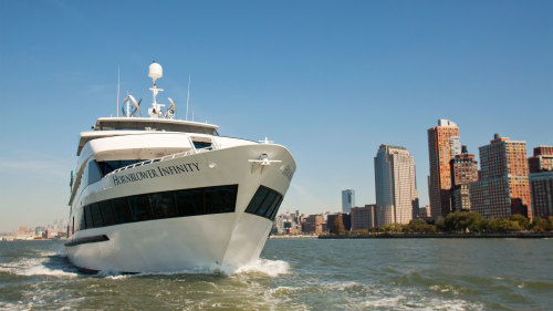 Sunday Jazz Brunch Cruise by Hornblower Cruises & Events