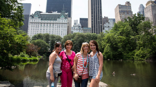 Central Park TV & Movie Sites Walking Tour