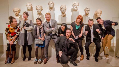 Museum Hack: Un-Highlights Tour of the Metropolitan Museum of Art