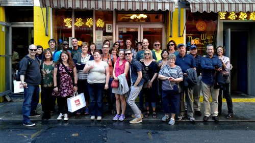 SoHo, Little Italy & Chinatown Walking Tour