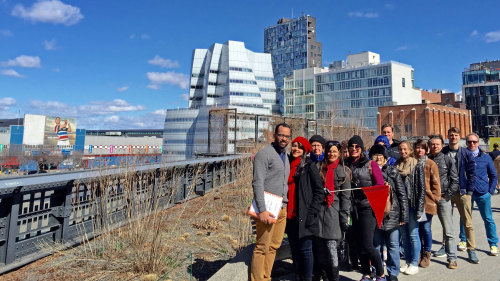 The High Line & Chelsea Walking Tour