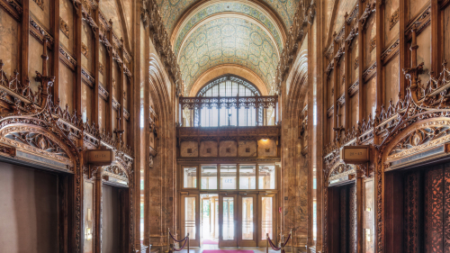 Woolworth Building Architecture Tour