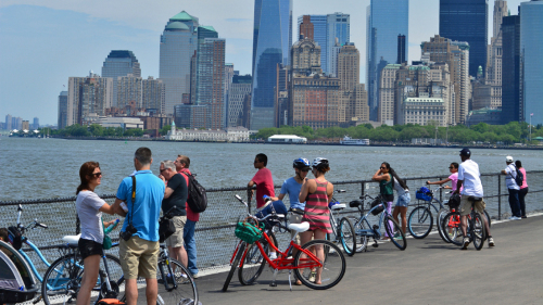 City Sights Bike Tour by Central Park Sightseeing