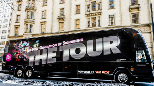 THE TOUR Theatrical Sightseeing Bus Tour