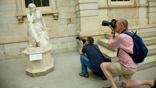 Metropolitan Museum of Art Photography Lesson by New York City Photo Safari