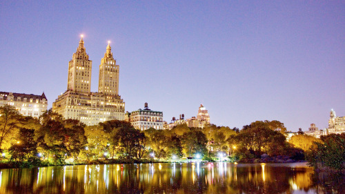 Central Park at Night Photography Lesson by New York City Photo Safari